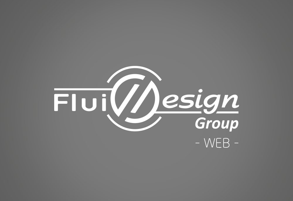 "FLUIDESIGN Group <font size=""15"">– web – </font>"