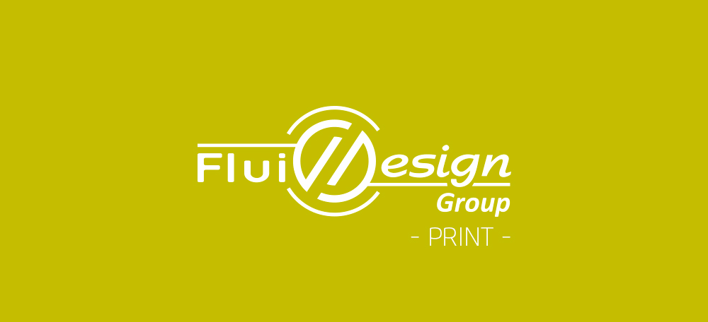 "Fluidesign group  <font size=""15""> – print – </font>"